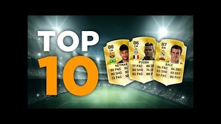 Top 10 Weirdest FIFA 16 Ratings - Video