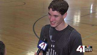 Local hoops standout chooses Stanford, family - Video