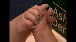 World Toe Wrestling Championships - Video