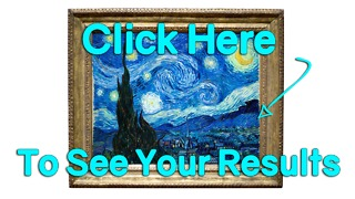 ART QUIZ: Do You Know These Famous Paintings? Top Scores - Video