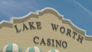 Power back on at Lake Worth Casino - Video