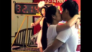 Thai Kissing Record
