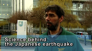 The Science Behind The Japan Earthquake - Video