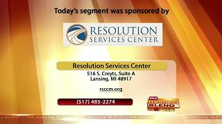 Resolution Services Center- 7/18/17 - Video