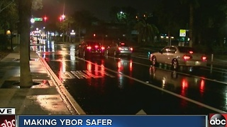 Making Ybor roads safer, 2-year construction project along 21st & 22nd now complete - Video