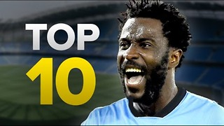 Top 10 January 2015 Transfers | Bony, Cuadrado and Schürrle! - Video