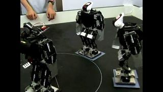 Robot World Cup - Video