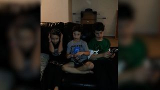 Boy Can't Wait For New Baby Sister - Video
