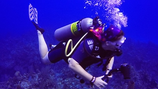 100 foot descent into the abyss of the Cayman Trench - Video