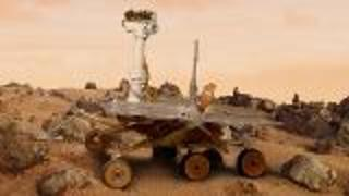 Curiosity's Year in Review - Video