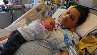 Holly's Inspiring Journey: From Guillain-Barre syndrome to Happily Ever After! - Video