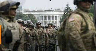National Guard called into Washington for pro-Trump Rally! Troops will be in DC Jan. 5-7!
