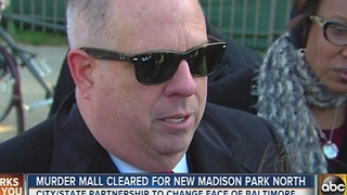 Murder Mall cleared for new Madison Park North - Video