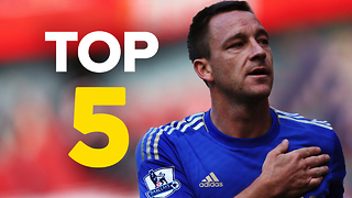 Top 5 Most Hated Footballers - Video