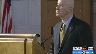 Gov. Ricketts delivers State of the State address - Video