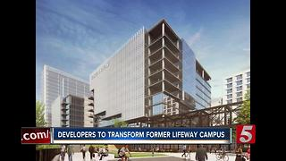 Billion Dollar Project To Transform Former LifeWay Campus - Video