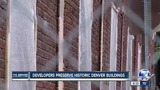 Cap Hill projects combine new complexes with neighborhood history - Video