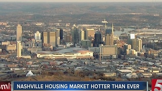 Local Housing Market Hot Despite National Trend - Video