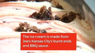 Burnt Ends Ice Cream - Video