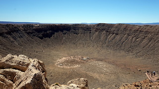 BOOM! 10 facts about world's biggest meteor crater in Winslow - ABC15 Digital
