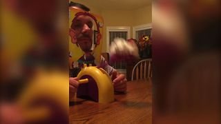 Pie Face, Fail Face - Video