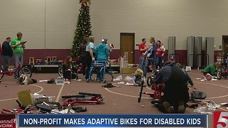 'Trykes Under The Tree' Held In Music City - Video