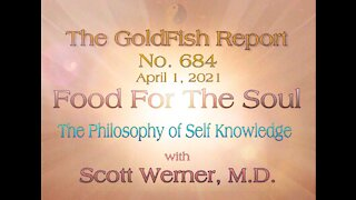 The GoldFish Report No. 684 - The Philosophy of Self-Knowledge w/ Scott Werner, M.D.