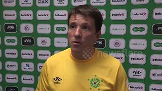 Juninho hails 'phenomenal' Gabriel Jesus - Video