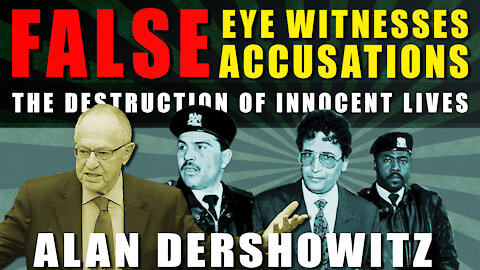 False Eye-witness IDs Put Innocent People In Prison