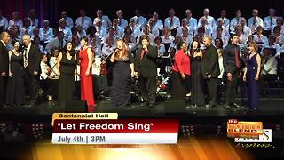 Let Freedom Sing - Video