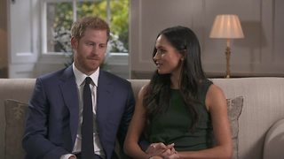 Meghan Markle Discusses Reaction to Prince Harry's Proposal - Video