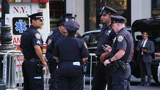 Officers Cut Security At NFL Games - Video