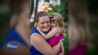 Family of young organ transplant recipient is paying it forward - Video