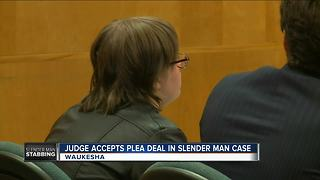 Judge accepts Slender Man suspect's plea deal - Video