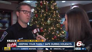 Thieves targeting shoppers and homes during the holidays - Video