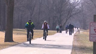 Local bike shops keeping busy as temperatures warm up