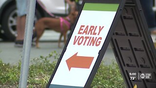 Hillsborough early voting breaks record