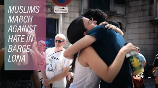 Turning the tide on Islamophobia after Spain's attack - Video