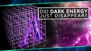 Did Dark Energy Just Disappear? - Video