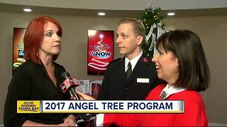 Positively Tampa Bay: Angel Tree - Video
