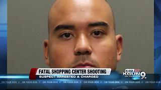 Suspect arrested in Arizona Pavilions shooting, victim identified - Video