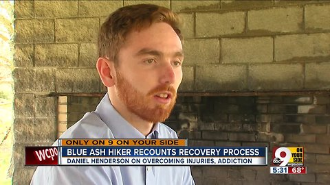 Recovering from traumatic brain injury isn't the hardest thing Daniel Henderson has done