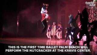 Nutcracker coming to town this weekend