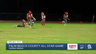 Palm Beach County High School football All-Star game