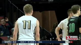 Skutt falls in Class B state title game to York - Video