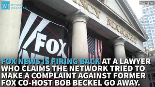 Fox Disputes Claims It Sought To Quash Accusation Against Beckel - Video