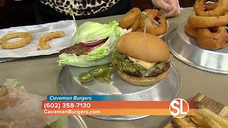 Caveman Burgers: Building a BETTER burger - Video