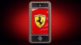 iOS for Ferrari, Benz, and Volvo - Video