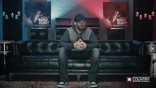 Brantley Gilbert Explains Himself | Rare Country - Video