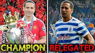 Footballers Who Went From Legend To Loser XI! - Video